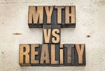 Myth or Reality? / A fun board to help debunk common myths and misconceptions on gardening, drip irrigation and water conservation.