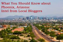 ✹ Phoenix: The Valley of the Sun ✹ / Phoenix is something for everyone: diverse, fun, reinventing, surprising, maturing, dreaming outdoor living, home. Discover the details you need to know to understand the city a bit better. How Phoenix is changing, where to visit, how to get around, great spots to eat… it's all here! / by Apartment Guide