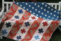 Crafting Quilts Fabric / by Lorrie Scott