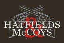 Hatfields & McCoys  / by Tara McCoy Yandle 💕