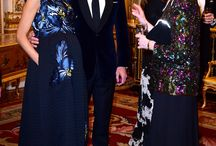 Dinner in Support of Motor Neurone Disease Association at Buckingham Palace