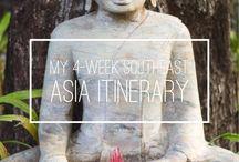 Travel: Southeast Asia
