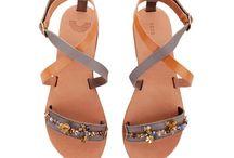 iris sandals