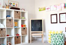 Kids playroom / by Angie Kennedy
