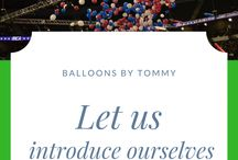 Balloon by Tommy Blog / Keep up to date with what's going on and learn a little more about the company in general with our blog.  We'll be pinning each post so you won't miss a thing!  Want more? Visit www.balloonsbytommy.com