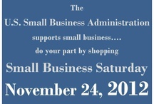 In Light of Small Business Saturday