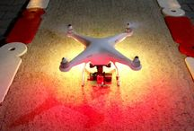 Drone DJI Phantom 2 / Aerial footage expert at our Video production department.