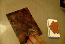 embossing, stamping etc ideas / by Cindy Davis