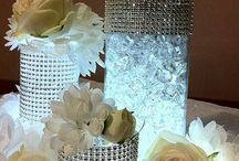 centrepieces / Wedding and party centrepieces