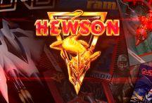 Hewson Legends