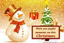 Christmas Cards and Greetings