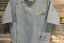 barbar uniform