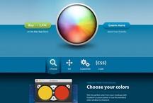 The Colourful Web