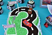2nd bday cars