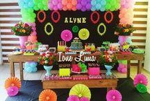 mesas decoração