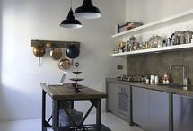 Retro mutfak