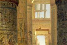 Egipto, pinturas