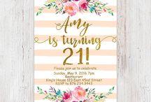 21st birthday ideas for girls