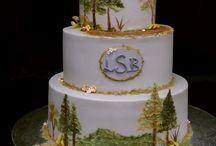 landscape cake