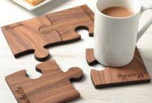 ξύλινες δημιουργίες