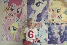 My little pony / by Caprichurita Roja