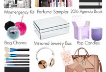 The Posh Perspective / Vision board straight from my blog to you!