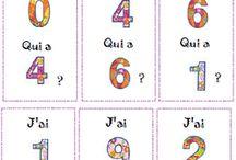 Maternelle numération