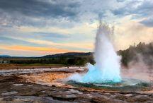 Islandia / Ven al Norte de Europa para visitar uno de los países más hermosos: Islandia, donde sus bellas llanuras, lagos, impresionantes caídas de agua y acantilados de enamorarán.