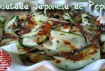 Ensaladas / Las mejores recetas de ensaladas de la red  Puedes ver todas estas recetas en  www.comparterecetas.com