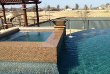Pools & Spas / Pavers, Coping & Mosaics used in pool and spa installations
