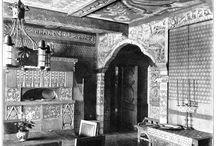 Historical interiors / by Nadya Zotova