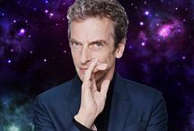 Doctor Who / My love for all things Doctor Who, and most recently, Peter Capaldi.