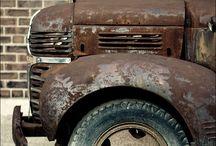 Old rustiy things