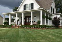 Four Gables House plans/ideas
