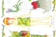 paper dolls / by Melanie Turner
