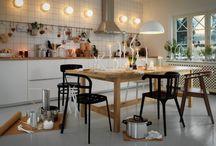 Stolar och kök
