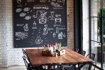 Cafe & Interior