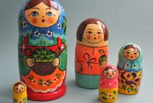 Matryoshka / by Gaelle