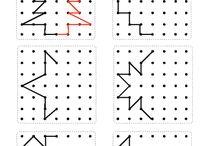 dibujar simetría