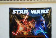 decoración Star  Wars