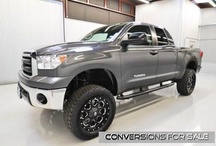 Lifted Import Trucks For Sale / ConversionsForSale.com New and Used Lifted Import Trucks / by Conversions For Sale