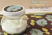 Handmade Household / Recipes and tutorials on how to naturally make many regularly used household items.