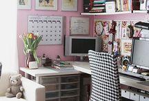 Craft room / by Keena Aiken