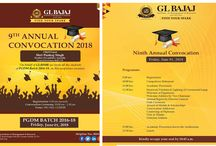 Rescheduling of Convocation Ceremony of PGDM