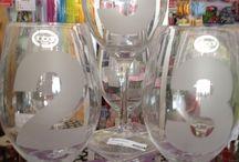 glee gifts | glassware & barware