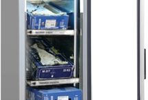 Steel Fridges and Freezers / Stainless Steel AISI 304 18/8 Fridges and Freezers. Efficient, robust and designed to keep your food always fresh. Prepared for gastronorm or euronorm or bakery pans, grills and containers