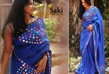 saree work