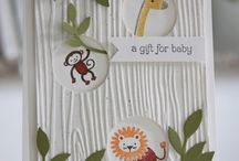 Zoo Babies / Card ideas using Zoo Babies stamp set