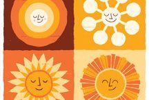 sun and luna