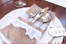 Table equipment ideas